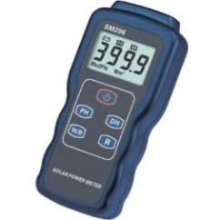Solar Radiation Power Meter